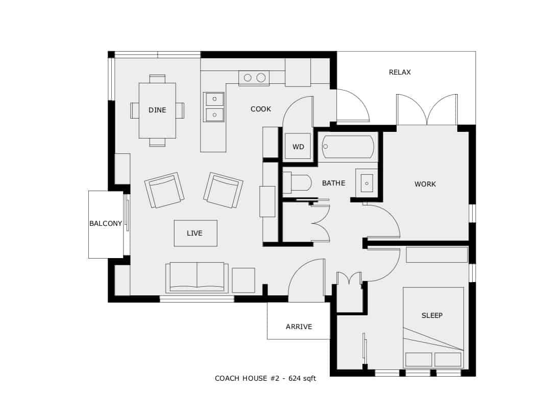 garage barn style building ideas - Coach House Floor Plans 21 Gallery Home Building