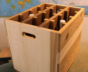 Wine Rack Case