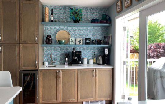 Main Living Reconfiguration Pantry